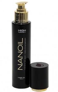 Nanoil Hair Oil For High Porosity Hair
